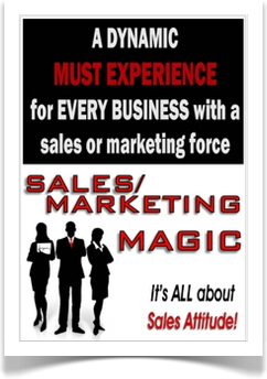 Sales/Marketing Magic - Jacques Volschenk